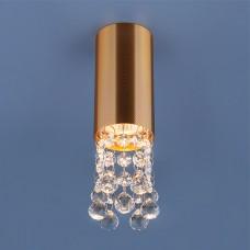 Накладной потолочный светильник 1084 GU10 GD золото