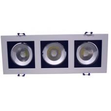 Поворотный светодиодный светильник L6430-24