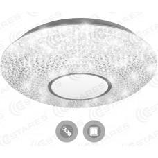 Управляемый светодиодный светильник AKRILIKA 32W R-410-CLEAR/WHITE-220-IP20