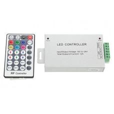 Контроллер LEDcraft RGB RF28K с функцией диммирования 12А