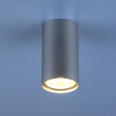 Накладной точечный светильник Elektrostandard 1081 GU10 SL серебряный