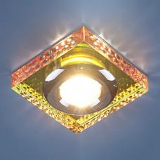 Точечный светильник Elektrostandard 1058 CLEAR/MULTI (зеркальный / мульти)