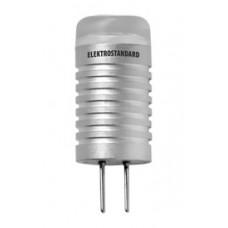 Лампа светодиодная Elektrostandard G4 LED 1W 12V AC 4200K