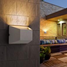 Настенный светильник Elektrostandard 1614 Techno LED Ofion алмазный серый