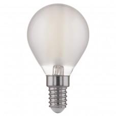 Лампа светодиодная Elektrostandard Classic F 6W 4200K E14 белый матовый