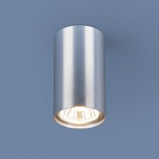 Накладной точечный светильник Elektrostandard 1081 GU10 SCH сатин хром