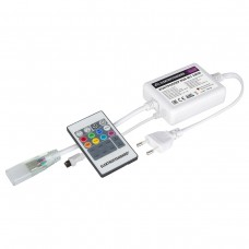 Контроллер для светодиодной ленты RGB LSC 001 220V 2.5A 500W IP20
