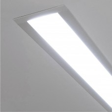 Профильный светодиодный светильник Elektrostandard ССП встраиваемый 9W 600Lm 53см 6500К