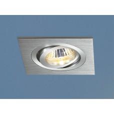 Алюминиевый точечный светильник Elektrostandard 1011/1 MR16 CH хром