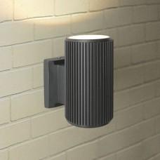 Настенный уличный светильник Elektrostandard Techno 1404 черный