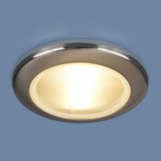 Влагозащищенный точечный светильник Elektrostandard 1080 MR16 CH хром