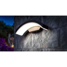 Настенный светильник Elektrostandard Techno 1671 LED Asteria D черный