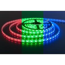 Светодиодная лента  5050 12V 60Led 14,4W IP65 RGB