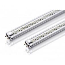 Светодиодная лампа LEDcraft Т8 (1500 мм) 24W корпус алюминий рассеиватель прозрачный