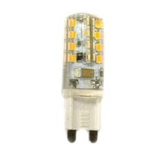 Светодиодная лампа LEDcraft 360 рассеиватель силикон прозрачный  4W