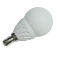 Светодиодная лампа Ledcraft  LC-M- 5W E14