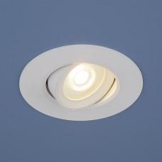 Встраиваемый потолочный светильник 9906 LED 6W WH белый