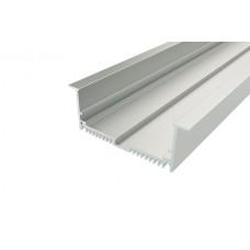 Профиль врезной алюминиевый LC-LPV-3288-2 Anod
