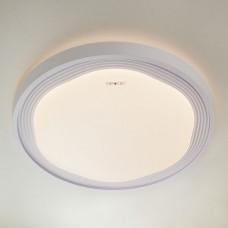 Управляемый накладной светодиодный светильник 40006/1 LED белый